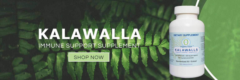 Kalawalla with Polypodium Leucotomos | Immune Support Supplement