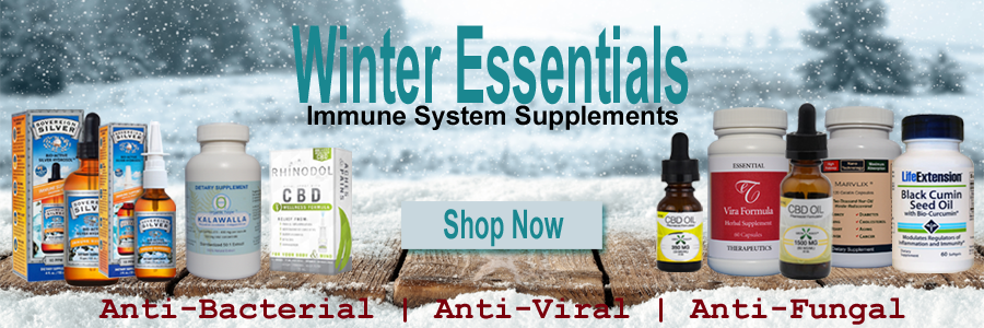 Powerful Immune Support Supplements - CBD, Kalawalla, Colloidal Silver, Marvlix, & More!