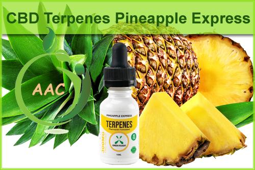 Green Roads World Pineapple Terpenes For Whole Body Wellness