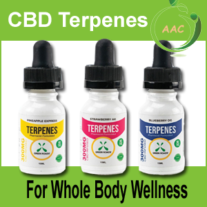 Green Roads CBD Infused with Terpenes for Whole Body Wellness