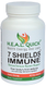 H.E.A.L. QUICK­® 7 Shields Immune for Serious Immune System Support
