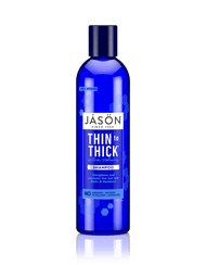 JĀSÖN Thin to Thick Extra Volume Hair Thickening Shampoo (237 ml/8 fl oz)