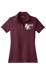 Ladies Sport-Tek Pique Performance Polo w/Imagine Prep Logo