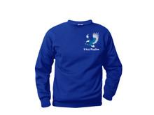 Crewneck Sweatshirt w/91st Psalm Logo