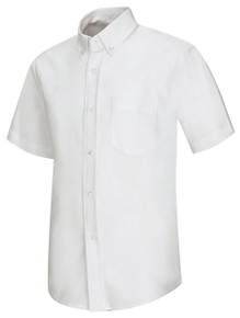 Classroom Short Sleeve Oxford Shirt - FJCS