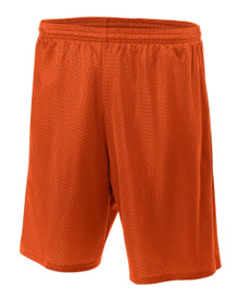 """9"""" Lined Tricot Mesh Short"""