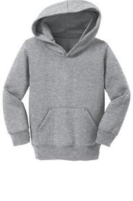 Precious Cargo® Toddler Pullover Hooded Sweatshirt w/Embroidery Logo - Trinity