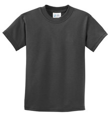 Port & Company® - Youth Essential Tee w/Spirit Screen Logo - Trinity