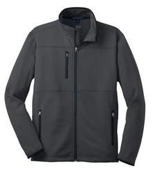 Port Authority® Pique Fleece Jacket w/Embroidery Logo - Trinity