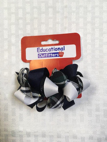 Ribbon Burst Barrette - P45