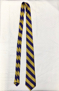 Hand Tie in MIT Stripes