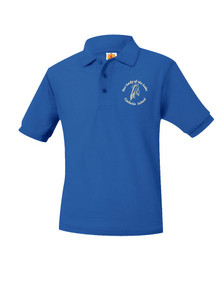 Pique Royal Short Sleeve Polo Shirt- OLOTL