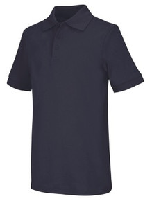 Classroom Interlock Short Sleeve Polo Shirt - TPA