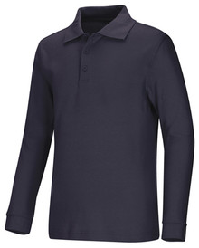 Interlock Polo Long Sleeve - FC