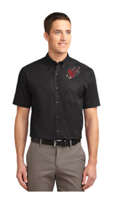 Faculty Men's Short Sleeve Oxford - FC