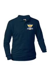 Polo - A+ Jersey Unisex Long Sleeve w/VCA Logo