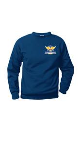 Sweatshirt - Crewneck Pullover w/VCA Logo