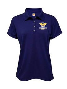 Female Performance Dri-fit Short Sleeve Jersey Polo
