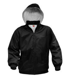Medium-Weight Nylon Jacket