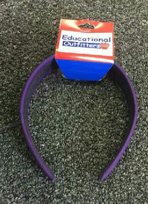 Padded Headband Purple