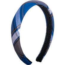 Padded Headband in Plaid 73