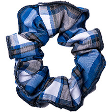 Hair Scrunchie Plaid 73