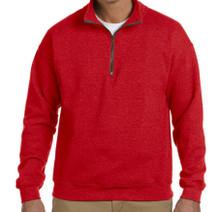 1/4 Zip Pullover Sweatshirt - SCP