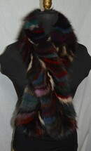 Real Sable fur Scarf