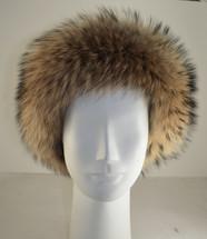Real Finn Raccoon Headband