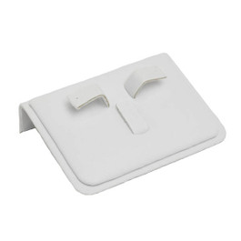 Leatherette Earring & Ring Stand