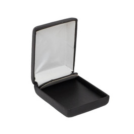 Leatherette Earring Box - Large