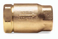 "In-Line Check Valve     3/4""     part# 61-104-01"