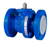 """Series F Floating Ball Valve - 4"""" FP  Part Number: F6081363929999"""