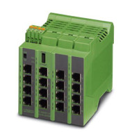 Ethernet hub - FL HUB 16TX-ZF - Item Number: 2832564