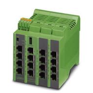 Ethernet hub - FL HUB 16TX-ZF - Item Number: 2832564