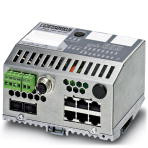 Industrial Ethernet Switch - FL SWITCH SMCS 6GT/2SFP - Item Number: 2891479