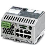 Industrial Ethernet Switch - FL SWITCH SMCS 8TX-PN - Item Number: 2989103