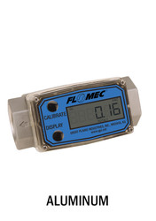 "G2 Series Precision Turbine Meter - Aluminum - 1"" - Part Number: G2A10N52GMC"