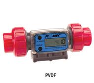 "G2 Series Precision Turbine Meter - PVDF - 0.5"" - Part Number: G2P05I62LMC"