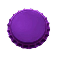 Purple Beer Cap