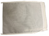 "Nylon Grain Bag w/ Drawstring 8.5"" x 9.5"""