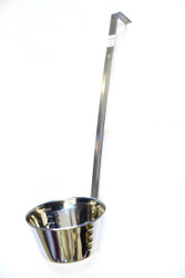 Stainless Steel Dipper 32 Ounce
