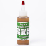 New England Cheesemaking Organic Liquid Vegetable Rennet 2 oz