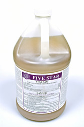 Five Star Star San 1 gal