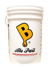 Ale Pail 6.5 gal Fermenting Bucket Brewer's Best