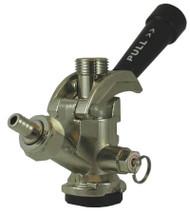 "American (D Type) Sankey Coupler with 5/16"" Gas tailpiece"