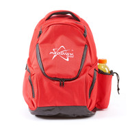 Small Backpack bag Red - BP-3-Red