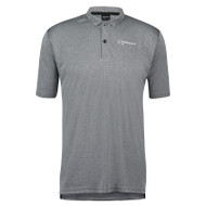 Prodigy Disc Spin Polo Shirt gray