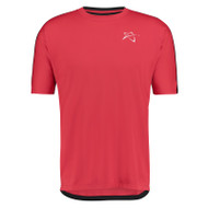 Prodigy Disc Ace Top Shirt Red / Black - Front