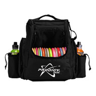 Prodigy Disc BP-2 Backpack - Black - Open
